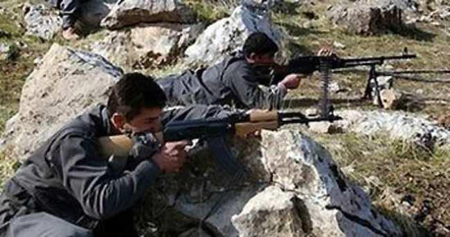 PKK Cizre'de halka ateş açtı
