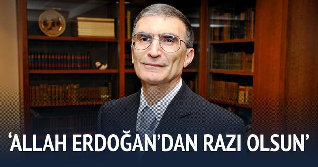 Allah Erdoğan'dan razı olsun
