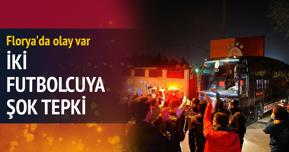 Galatasaray'a şok protesto