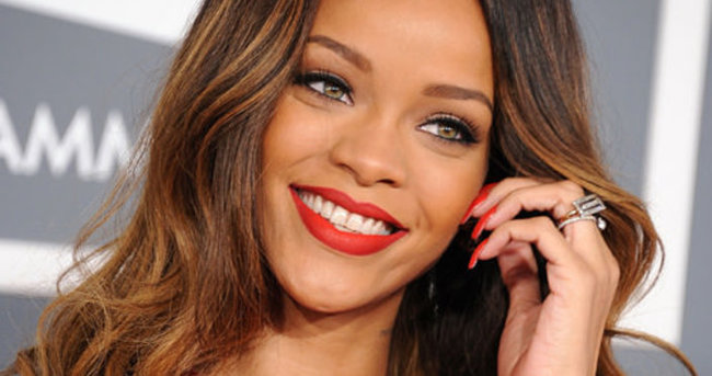 Rihanna'dan örnek davranış