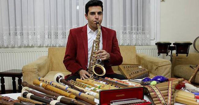 Türk müziğine komalı piyano yorumu