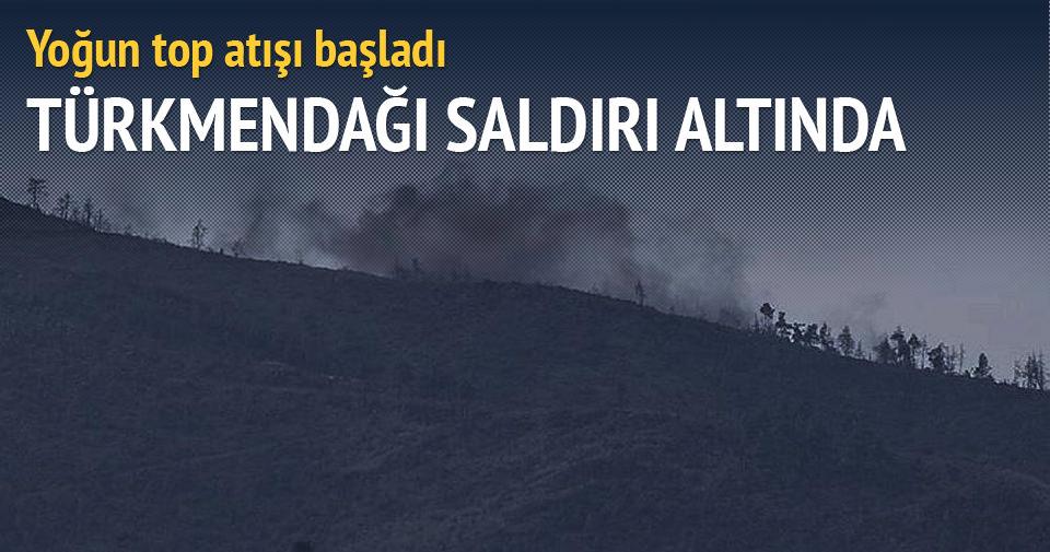 Türkmendağı saldırı altında