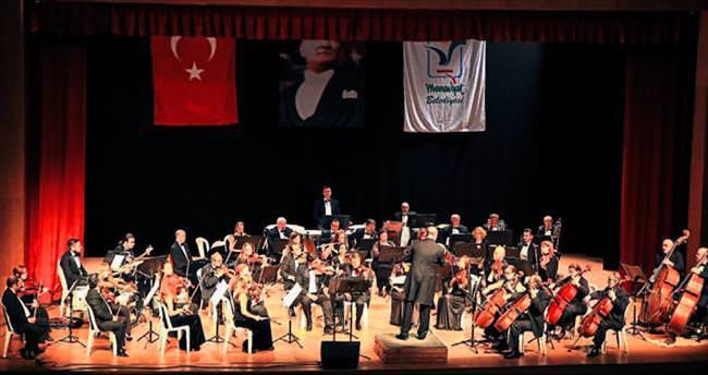 Manavgat'ta müzik esintisi