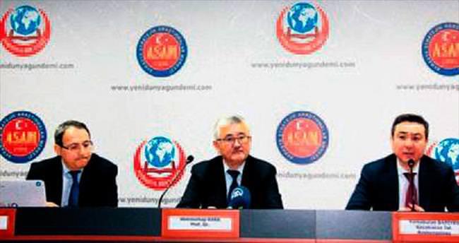 Bağımsız Kazakistan panel konusu oldu