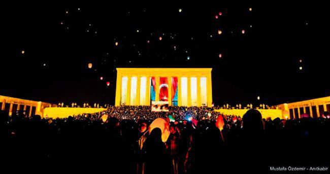 Yarışmanın birincisi 'Ankara Kalesi'