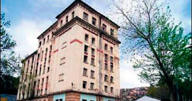 Tarihi bina hastane olacak