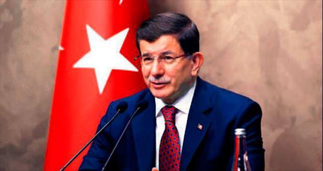 Davutoğlu: Türkiye elinden gelen katkıyı vermeye hazır