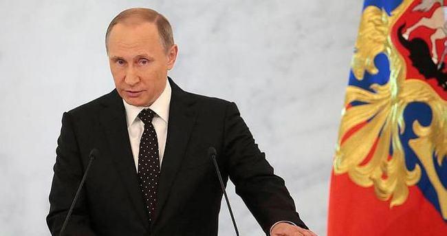 Putin'den Ukrayna için kritik karar
