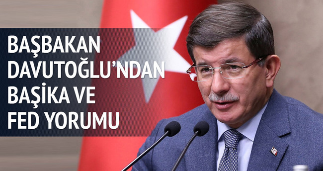 Başbakan Davutoğlu'ndan Başika yorumu