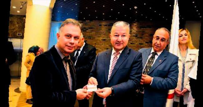 Başkan Ertürk organlarını bağışladı