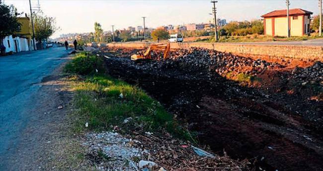 Feyezan Kanalı ıslah ediliyor