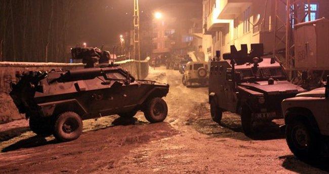 PKK'dan hastaneye roketatarlı saldırı