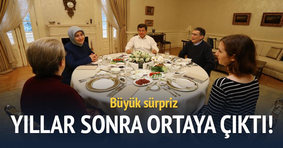 Sare Davutoğlu'nun amcası Aziz Sancar'ın hayatını kurtarmış