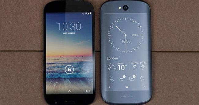Çift ekranlı YotaPhone 2 geliyor