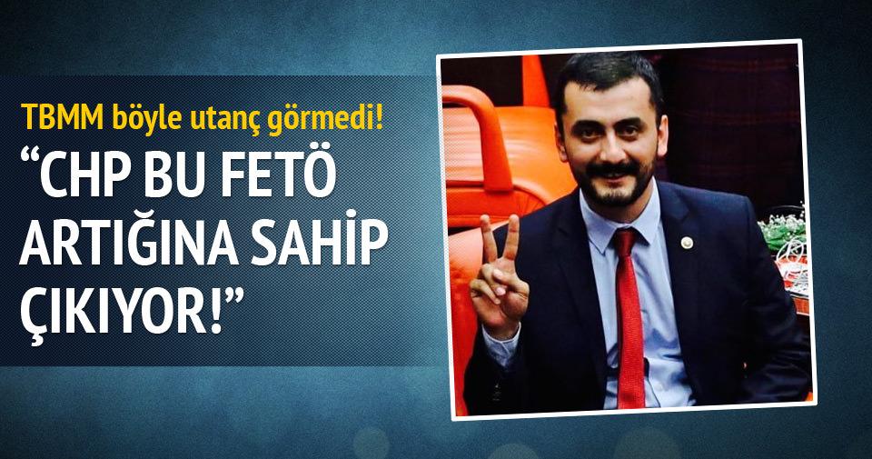 """""""CHP bu FETÖ artığına sahip çıkıyor!"""""""