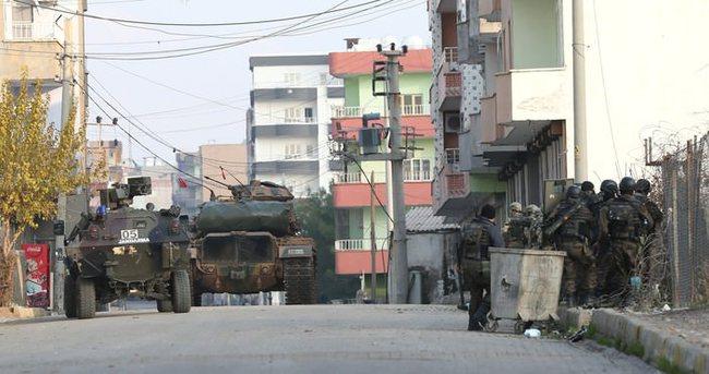 Cizre ve Silopi'de 2 günde 23 terörist öldürüldü!
