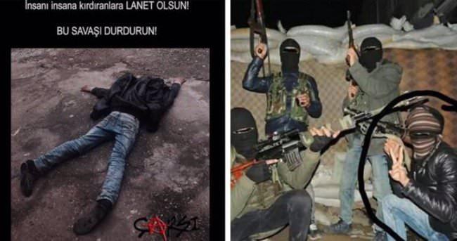 Çarşı Grubu'na PKK tepkisi!