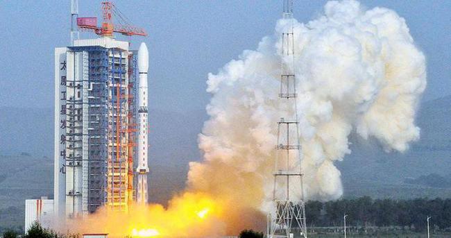 Çin uzaya bilimsel araştırma uydusu fırlattı