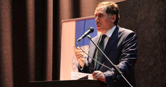 Şeref Malkoç Cumhurbaşkanı Baş danışmanı oldu