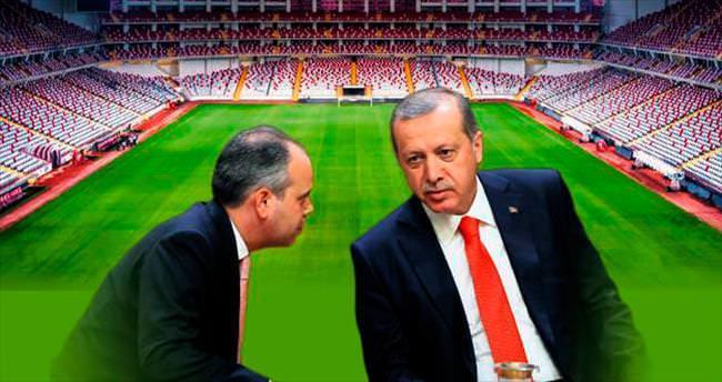 Ankara stadı için iki ihtimal