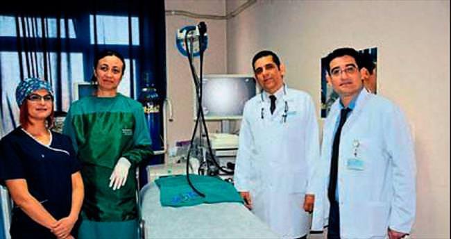 Manisa'da hastaneye 300 bin liralık cihaz