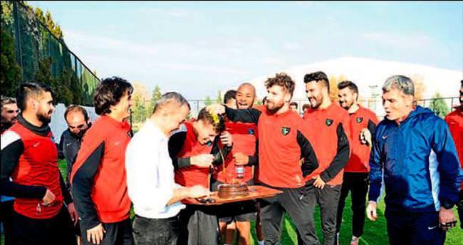 Denizlispor'un her maçı final