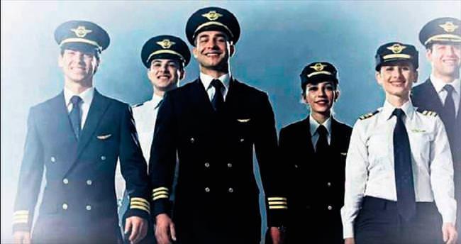 Sözelciler de pilot olabilecek