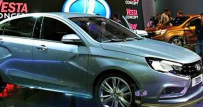 Lada Vesta 2015 Türkiye fiyatı, çıkış tarihi