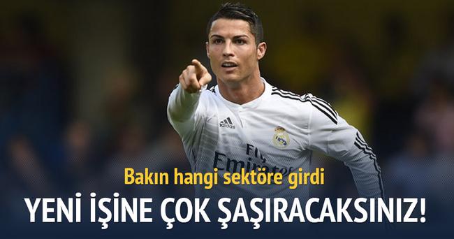 Cristiano Ronaldo, otelcilik sektörüne girdi