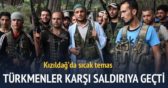 Türkmenler karşı saldırıya geçti