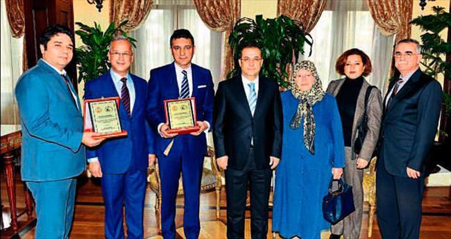 Türker'den hayırsever vatandaşlara teşekkür