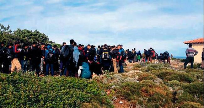 20 bine yakın kaçak göçmen yakalandı