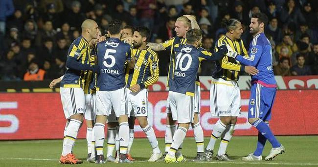 Fenerbahçe, başkent deplasmanında