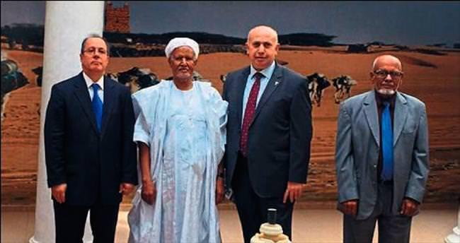 Türkiye ve Moritanya girişimcileri buluştu