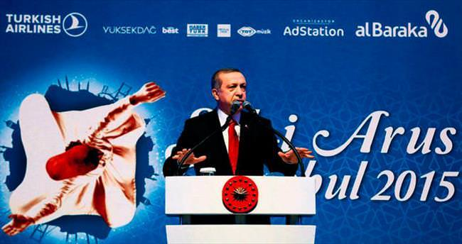 'İslam dünyası büyük bir imtihanla karşı karşıya'