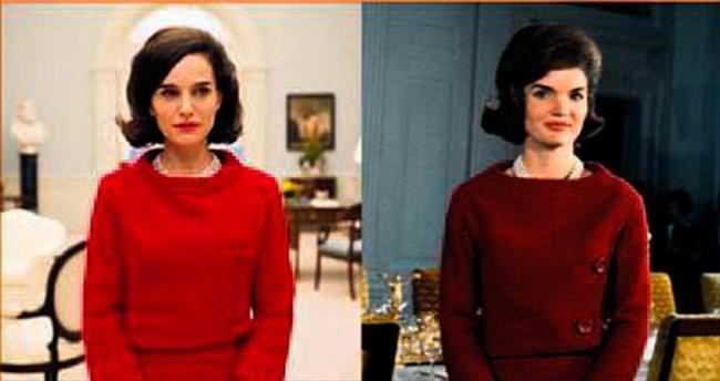 'First Lady' rolü Natalie Portman'ın