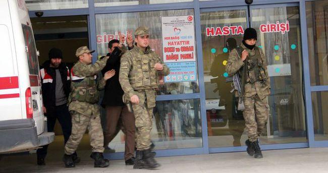 Iğdır'da PKK operasyonu: 15 kişi gözaltında