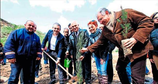 Yeşilin başkenti Karşıyaka olacak