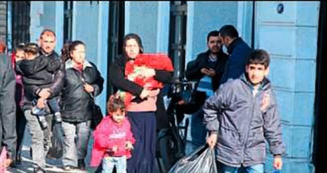 Göçmen durağı tarihi Basmane