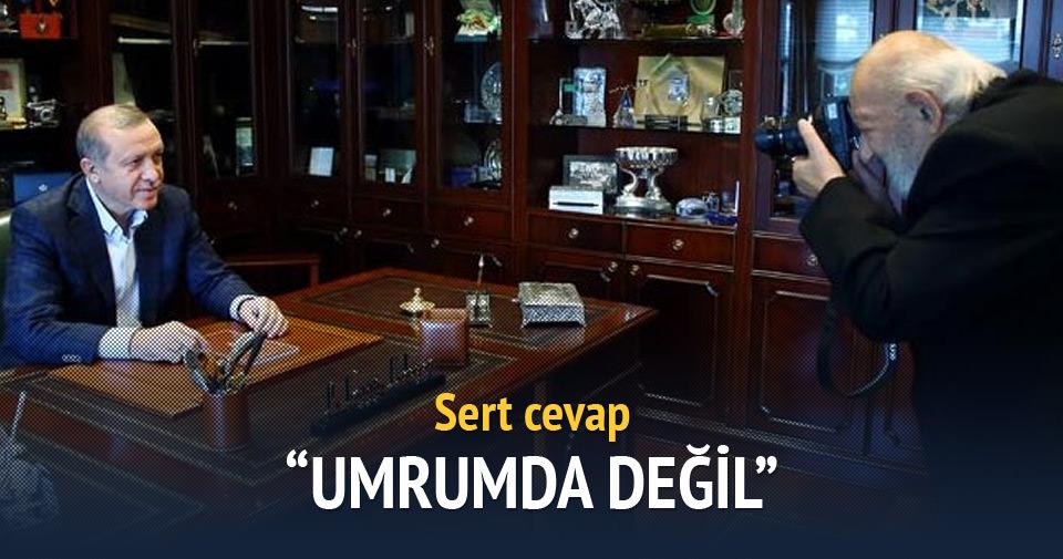 Ara Güler'den Cumhuriyet'e sert cevap