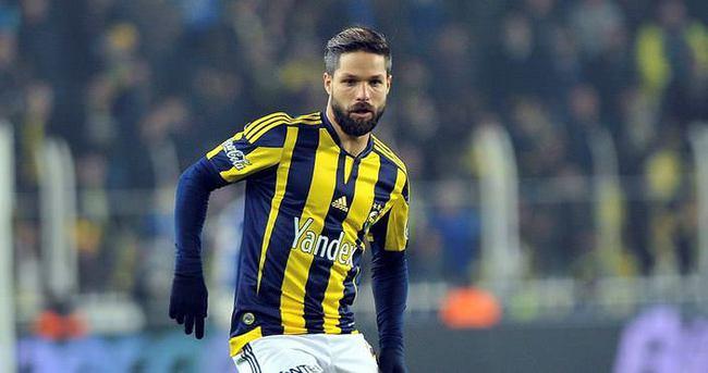 Fenerbahçe'de Diego krizi!