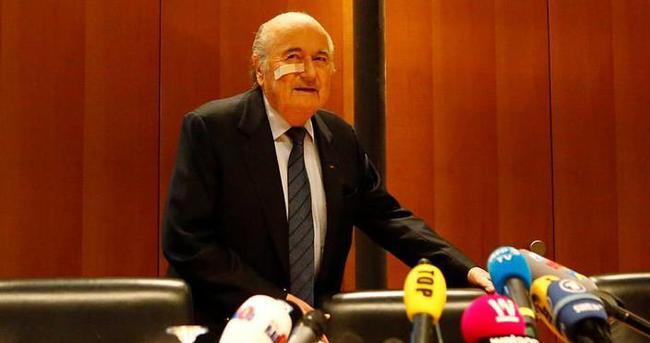 Blatter, CAS'a başvuracak