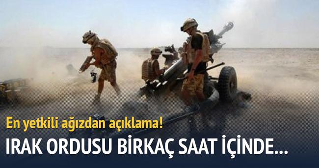 Irak DAEŞ'e karşı saldırıya geçiyor