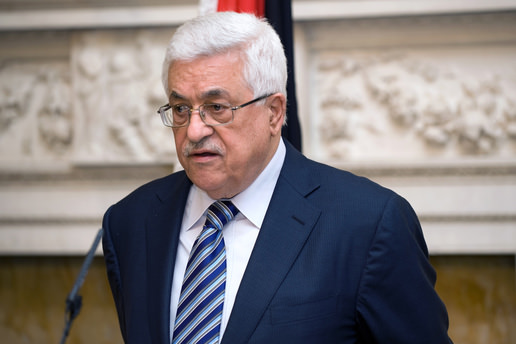 Filistin Devlet Başkanı Abbas, Atina'da