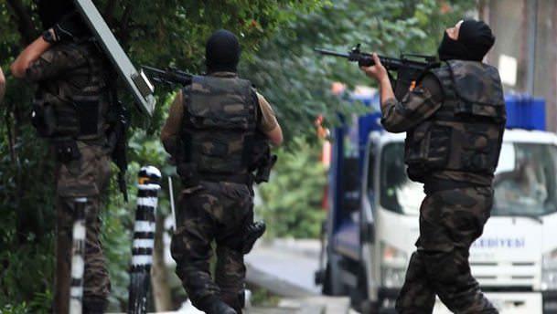 Siirt'te terör operasyonu: 4 gözaltı