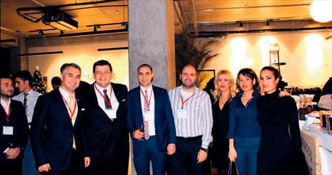 TÜGİAD üyeleri İstanbul'da buluştu