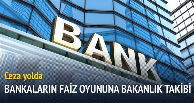 Bankaların faiz oyununa neşter