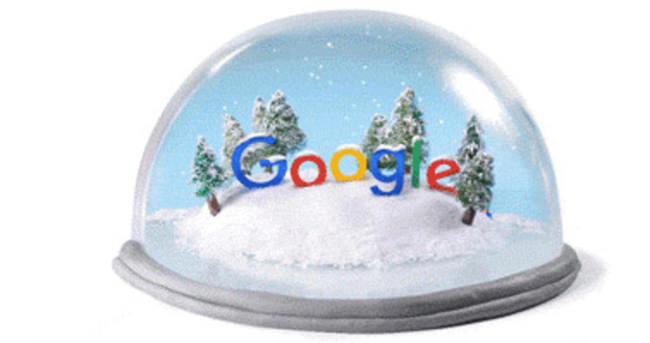 Google'dan yeni Doodle!