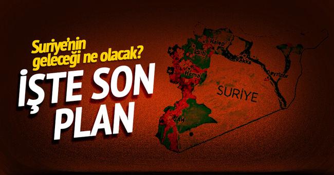 Suriye planının yol haritası
