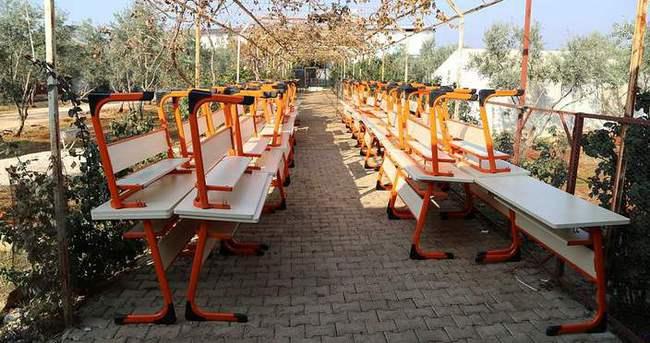 Reyhanlı'da 13 bin Suriyeli öğrenci eğitim görüyor